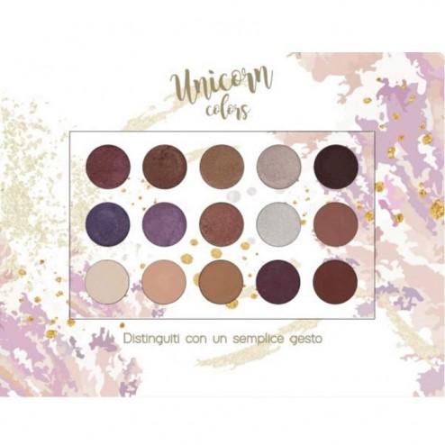 M@KEAPLAB Palette Ombretti Occhi e Viso Unicorn Colors