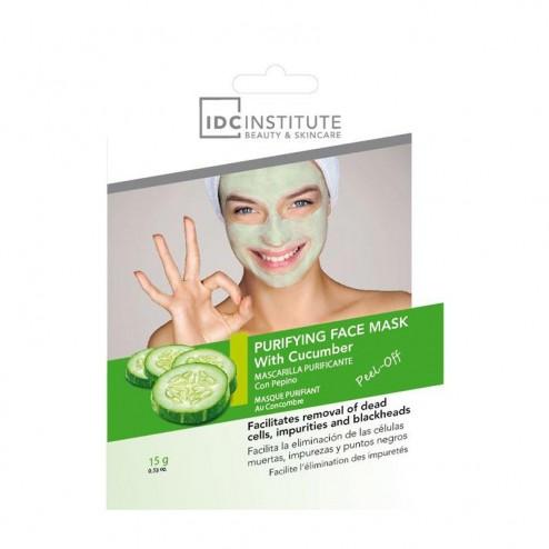 IDC INSTITUTE Face Mask Peel Off Cucumber