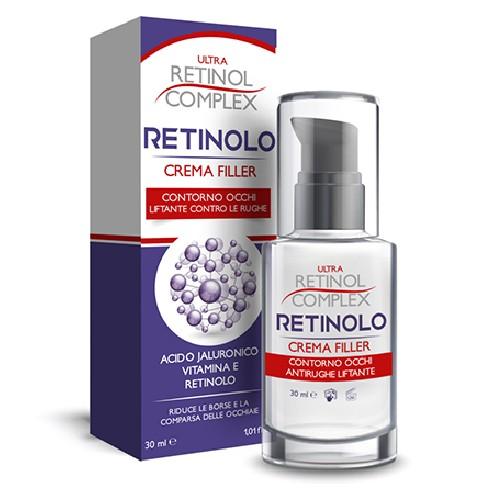 RETINOL COMPLEX Retinolo Crema Filler Contorno Occhi