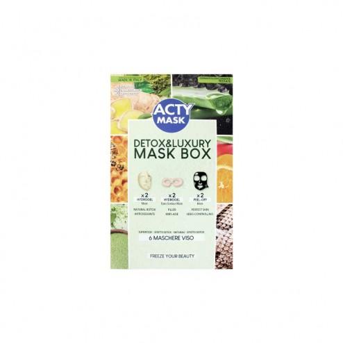 ACTY MASK Box Detox e Luxury