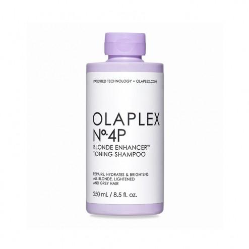 OLAPLEX N°4 Blonde Enhancer Toning Shampoo