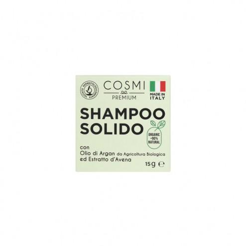COSMI Shampoo Solido di Origine Naturale