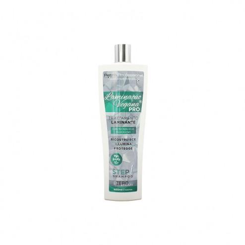 RETRO.PROFESSIONAL Laminacao Vegana Pro Step 1 Shampoo