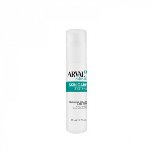 Arval SKin Care System Fluido Antietà D-Tox