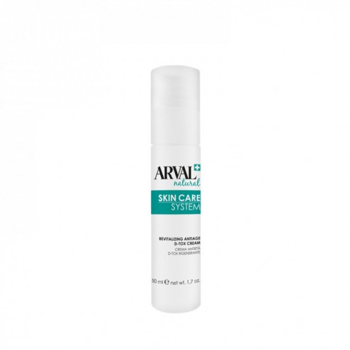 ARVAL Skin Care System Crema Antietà D-Tox