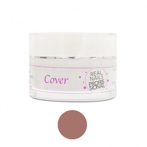 REAL NAILS PROFESSIONAL Gel Camouflage Cover 50gr